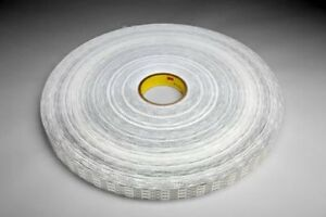 3m Adhesive Transfer Tape Extended Liner 466xl 1 X 500 Yd 1 Roll