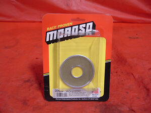 Moroso Pre Filter Screen For Spin On Oil Filters Sbc Chevy Fram Hp4 Wix Oberg