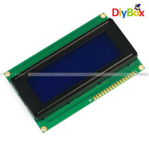 1 2 5 10pcs 2004 204 20x4 Character Lcd Display Module 2004 Lcd Blue Blacklight