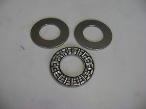 Axk1226 Thrust Needle Roller Bearing With Two Washers 12mm X 26mm X 2mm Frd235