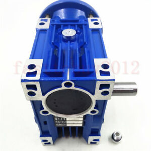 Ratio30 1nema23 030 Worm Gearbox Speed Reducer 56b14 9mm For 180w Electric Motor