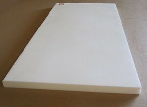 Teflon Ptfe Virgin Sheet 3 4 750 X 12 X 24 White