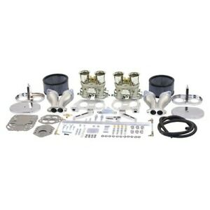 Dual 40 Hpmx Carburetor Kit By Empi Dunebuggy Vw