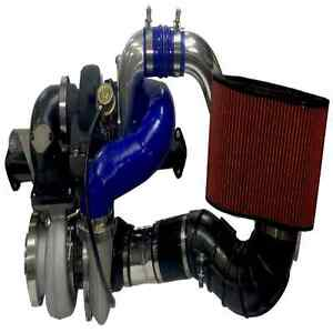 Diesel Power Source 64mm Over S480 Twin Turbo For Cummins 5 9l 2003 2007