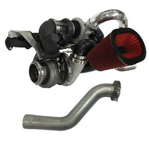 Diesel Power Source Stocker S475 Compound Turbo For Dodge Cummins 5 9l 98 5 2002