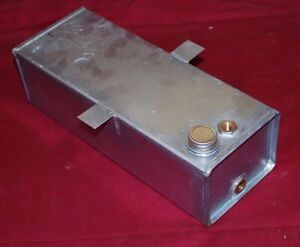 International Ih Mogul Jr Gas Engine Fuel Tank