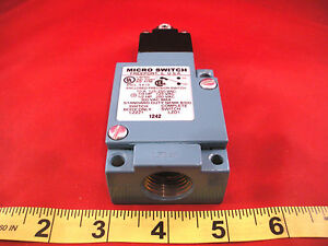 Honeywell Microswitch Lzd1 Limit Switch Roller Lever Plunger Arm Lzz21 Lzz41