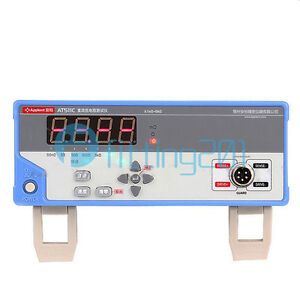 1pcs New At511c Economical Low Resistance Meter Low Ohm Meter