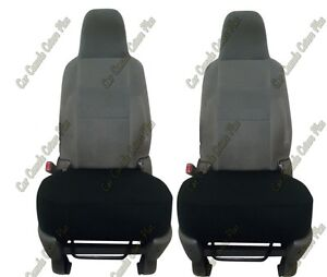 Bottom Seat Covers For Bucket Seats price Is For Black Pair 2