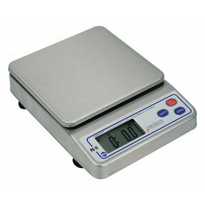 Detecto Stainless Steel Digital Portion Control Scale 11 Lb Capacity