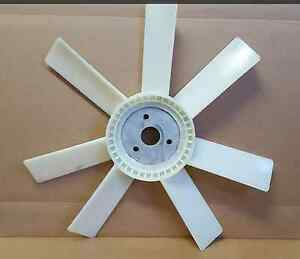 Mahindra Tractor Fan Blade Plastic 7 Wing 0153