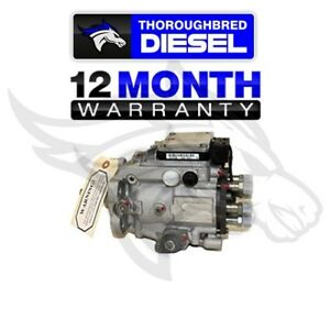 Vp44 Fuel Injection Pump 98 5 02 Dodge Auto 5 Speed 98 5 99 6 Speed Non Ho