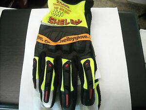Shelby Specialty Extrication Glove 2500 Size Jumbo