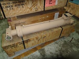 Double Acting Hydraulic Cylinder Assembly Actuating Line 6 372 002236
