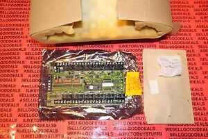 Gs General Signal Building Systems 140197 Fire Alarm Control Unit New