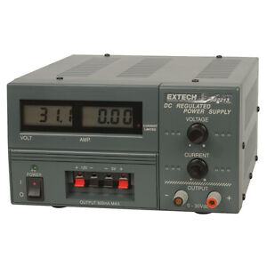 Extech Instruments 382213 Extech 382213 Triple Output Benchtop Power Supply