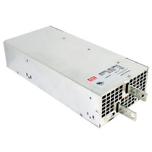 Mean Well Se 1000 24 Ac To Dc Power Supply Single Output 24 Volt 41 7 Amp 1 0008