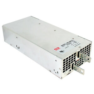 Mean Well Se 1000 48 Ac dc Power Supply Single Output 48 Volt 20 8 Amp 998 4w