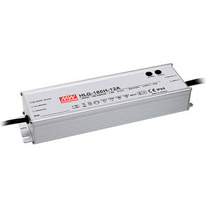 Mean Well Hlg 185h c1400b 200w Single Output Led Power Supply