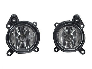 Depo 02 06 Mini Cooper Cooper S Replacement Fog Light Lamp Set Left Right