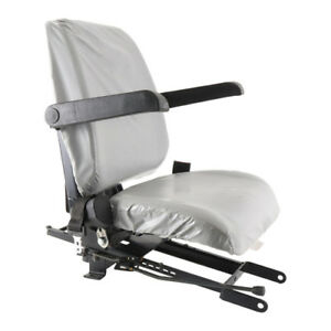 Mahindra Tractor Seat With Arm Rest And Seat Belt 0160