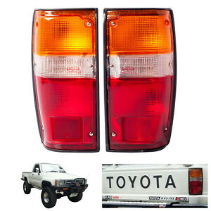1988 toyota pickup tail lights in stock replacement auto. Black Bedroom Furniture Sets. Home Design Ideas