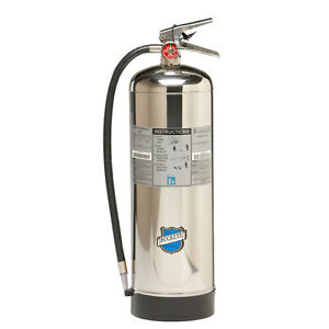 New Buckeye Water 2 5 Gallon Fire Extinguisher With Carrying Strap
