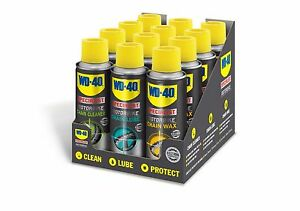 WD40 CHAIN LUBE CHAIN WAX CHAIN CLEANER CASE MOTOCROSS ENDURO MOTORCYCLE
