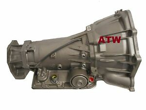4l60e Transmission Conv Fits 2000 Chevrolet Astro 4 3l Eng 2wd Or Awd Gm
