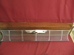 Nos 1961 Chevy Impala Grille Gm 3777175