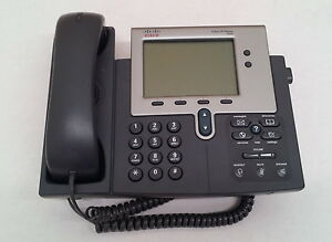 Lot Of 10 Cisco 7940g Ip Phone 7940 grade A
