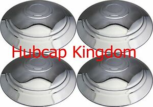 New Chevrolet Chevelle 14 15 Rally Wheel Center Hub Cap Set