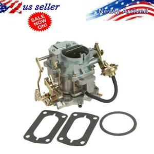 Brand New Carb Fit Dodge Mopar 273 318 Engine 2bbl Carter Carburetor 1966 1973