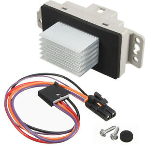 89018778 Heater A C Ac Temperature Blower Control Module For Chevy Pickup Truck