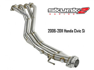 Skunk2 Alpha Header 06 11 Honda Civic Si Fg Fa 412 05 1930