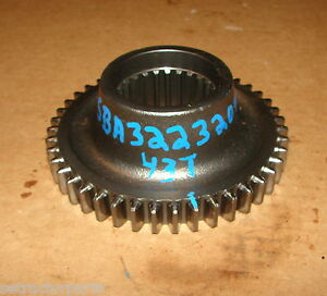 Sba322320580 Ford New Holland 1700 3rd Range Gear