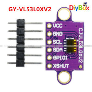 Vl53l0x Time of flight Distance Sensor Breakout Gy vl53l0xv2v Module For Arduino