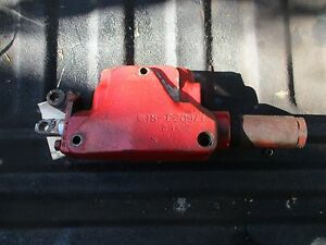 1962 Farmall 404 Gas Tractor Outer Hydraulic Valve Free Shipping 376023 r1