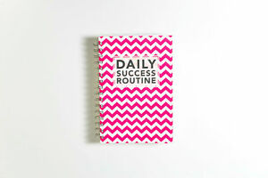 Daily Success Routine Planner Organizer For Achieving A 90 Day Goal