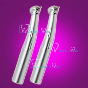 2 Dental Lab Optic Head Standard Push Handpiece Fit Kavo Swivel Quick Coupler