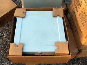 Hoffman A 20h2006gqrlp Fiberglass Enclosure 20x20x6 New Old Stock