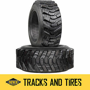 New 10 16 5 10x16 5 Galaxy Skiddo R 4 Skid Steer Tire Choose Your Rim Color