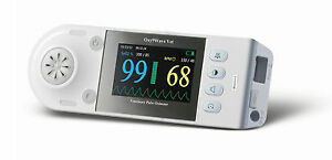 Bionet Oxy9wave Vet Veterinary Pulse Oximeter 3 2 Lcd Color Display New In Box
