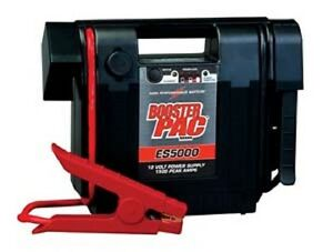 Booster Pac Es5000 1500 Peak Amp Battery Booster Pack Brand New