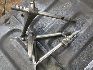 1964 Ford 4140 Diesel Tractor Transmission Shift Shifting Forks Free Shipping