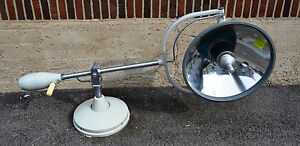 Reclaimed Vintage American Surgical Luminaire Light From Lafayette Home Hospital