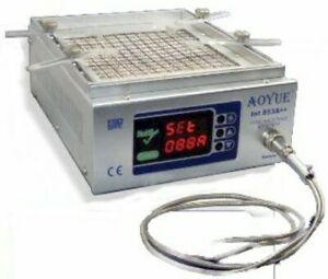 Aoyue 853a Programmable Quartz Preheating Station
