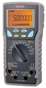 New Sanwa Digital Multimeter Pc 7000 Free Shipping Japan With Tracking