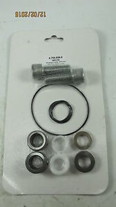 Shark Hotsy Karcher Pressure Washer Pump Plunger Kit Sf Sb Series 8 754 856 0