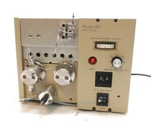Millipore Waters 501 Solvent Delivery System Hplc Pump